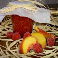 Blushing Peach Jam Recipe