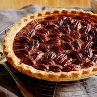 Bourbon Pecan Pie: aka Douglas' Dark Rum Pecan Pie Recipe