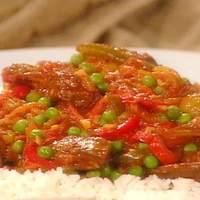 Braised Beef, Peppers and Onions: Ropa Vieja Recipe