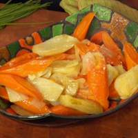 Braised Carrots and Fennel Recipe