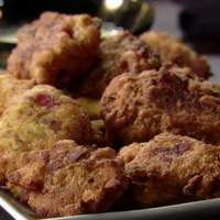 Brissin Clam Fritters Recipe
