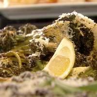 Broccoli, Parmesan and Lemon Recipe