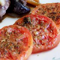 Broiled Tomato Slices With Herbes De Provence Recipe