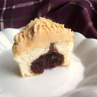 Brownie Batter + Cupcake = The SECOND BEST Cupcake. Ever Recipe