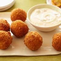 Buffalo Chicken Cheese Balls Recipe