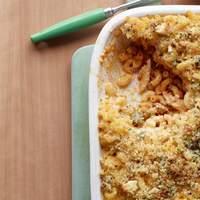 Buffalo-Chicken Macaroni and Cheese Recipe