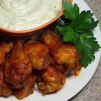 Buffalo Chicken Wings III Recipe