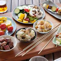 Build-Your-Own Shish Kabobs Recipe