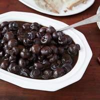 Burgundy Mushrooms Recipe