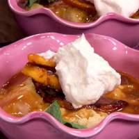 Burnt Orange Bread Pudding Recipe