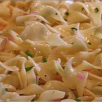 Buttered Noodles with Chives Recipe