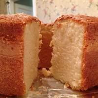 Buttermilk Pound Cake II Recipe