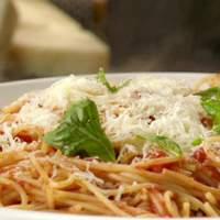 Buttery Tomato Spaghetti Recipe
