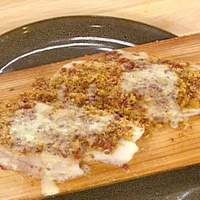 Capocollo and Citrus Crusted Snapper with a Lemon Butter Sauce Recipe