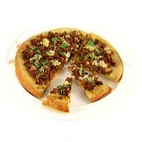 Caramelized Onion, Sausage and Basil Pizza Recipe