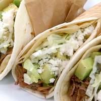 Carne Asada Tacos with Green Salsa Recipe