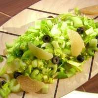 Celery, Grapefruit and Olive Salad Recipe