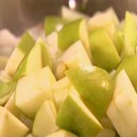 Celery Root and Apple Puree Recipe