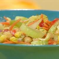 Celery Succotash Salad Recipe