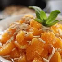 Champagne Oranges Recipe