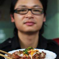 Char Grilled Pork Neck with Vermicelli Noodles: Bun Thit Nuong Recipe