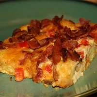 Charleston Breakfast Casserole Recipe
