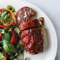 Cheesy Meat Loaf Minis Recipe