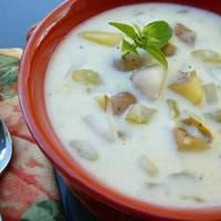 Cheesy Potato and Corn Chowder Recipe