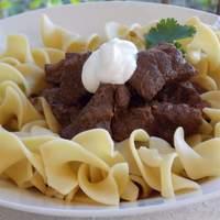Chef John's Beef Goulash Recipe