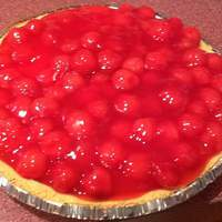 Cherry-O-Creamy Cheesecake Pie Recipe