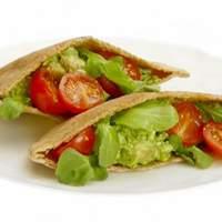 Chicken and Arugula Pita Pockets Recipe