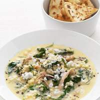 Chicken and Egg Soup with Pastina Recipe