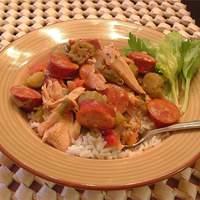 Chicken Andouille Gumbo Recipe