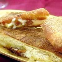 Chicken Breast, Dried Tomato and Mozzarella Panini Recipe