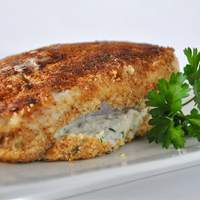 Chicken Breasts Stuffed with Crabmeat Recipe