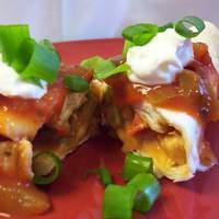 Chicken Cheddary Fajitas Recipe