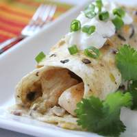 Chicken Enchiladas II Recipe