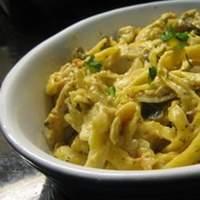 Chicken Fettuccini Alfredo Recipe