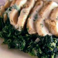 Chicken Florentine Style Recipe