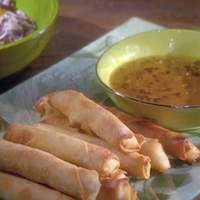 Chicken-Green Chili Straws with Jalapeno-Honey Dip Recipe