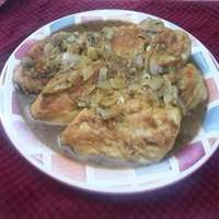 Chicken In a Tarragon Sauce Recipe