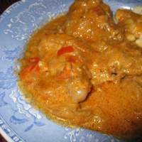 Chicken Paprikas Recipe