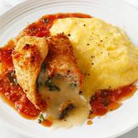Chicken Parmesan Rollatini Recipe