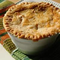 Chicken Pot Pie IX Recipe