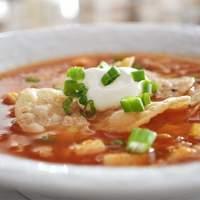 Chicken Tortilla Soup V Recipe