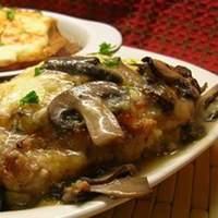 Chicken With Mushrooms Recipe