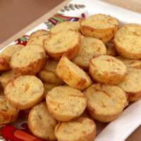Chile Corn Muffins with Chipotle Butter Recipe