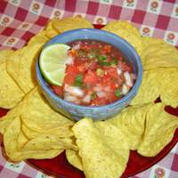 Chile Garden Salsa Recipe