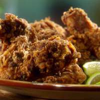 Chile-Lime Fried Chicken Recipe