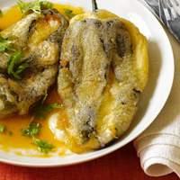 Chiles Rellenos in Tomato Broth Recipe